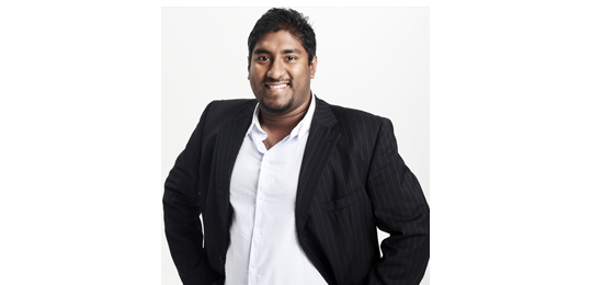 Vinny Lingham confirmed as speaker for the Blockchain & Africa Conference 2016