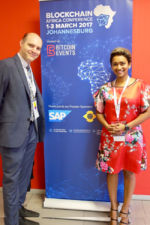 Naz Saunders: Eco-System Manager at CiTi & Bandwidth Barn with Michael Glaros: Senior Program Manager with Microsoft Azure's Blockchain-as-a-Service Engineering Team