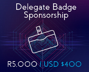 BAC Sponsor Delegate Badge
