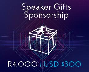 BAC Sponsor Speaker Gifts