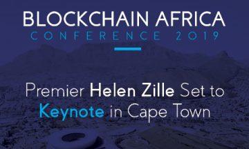 Premier Helen Zille Set to Keynote in Cape Town