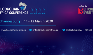 Save The Date for Africa's Leading Blockchain Africa Conference