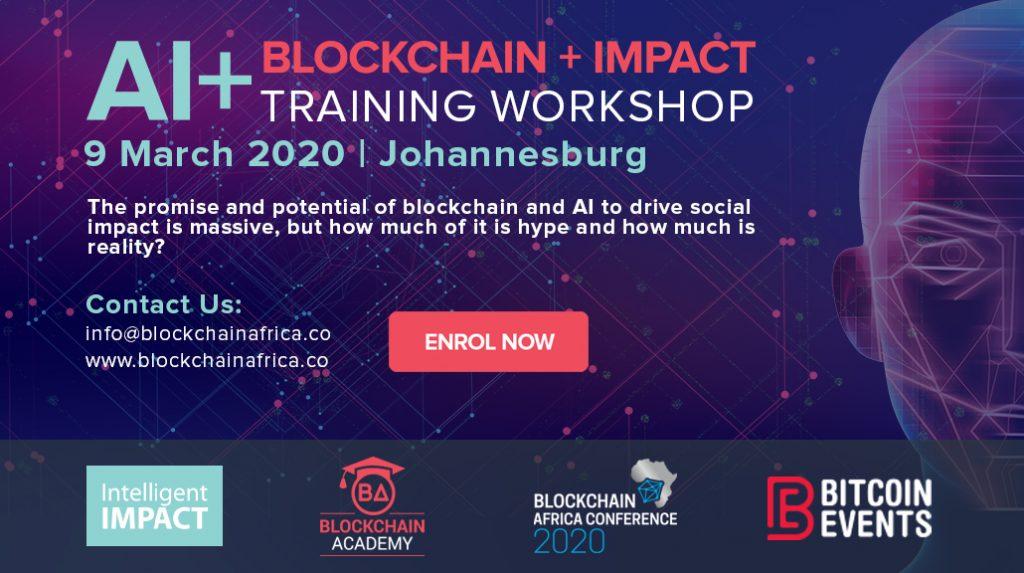 AI, Blockchain and Impact Workshop