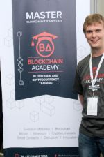 Day 1: Exhibitions: Blockchain Academy: Sonya Kuhnel and Carel de Jager
