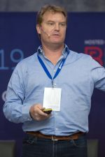 Peter Munnings, Co-Founder and COO of Adhara