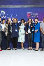 Blockchain Africa 19 Speakers with Sonya Kuhnel and Theo Sauls, founders of Bitcoin Events