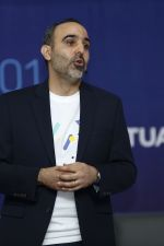 Farzam Ehsani (Master of Ceremonies), CEO and Co-Founder of VALR.com