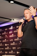 Simon Dingle, CEO of Inves Capital, South Africa Radio Presenter